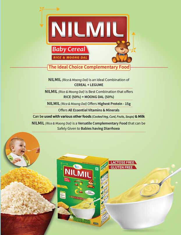 Nilmil Rice and Moongdal